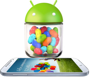 galaxy S4 Jelly Bean 4.3 update