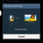 galaxy s4 screen mirroring